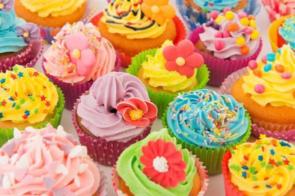 Συνταγή για cupcakes