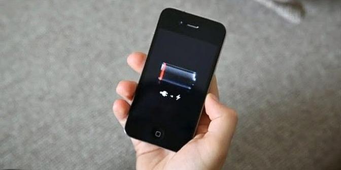 Πώς να μην τελειώνει η μπαταρία στο smartphone