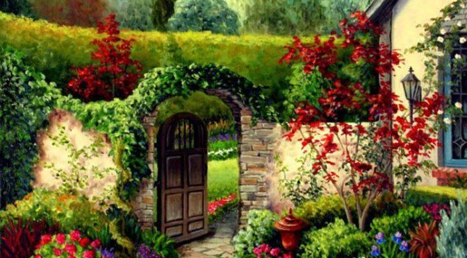 Ο «κηπος» μας…